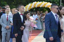 24 май в Тополовград завърши с изпращане на абитуриентите и концерт