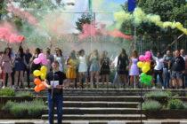 В Тополовград изпратиха абитуриентите с тържество