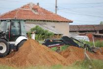 Стартира изграждане на канализация в ромската махала на Любимец