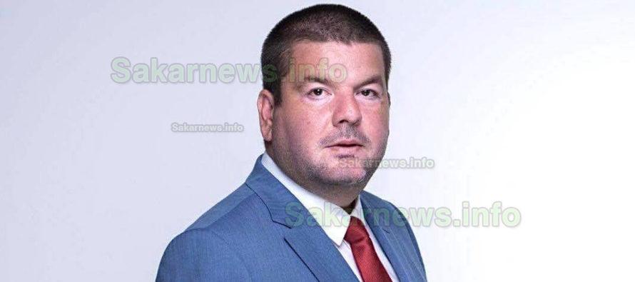 """Владимир Маринов: """"За мен политиката преди всичко е отговорност!"""""""