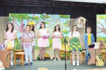 Културните прояви на празник на града завършиха с представление