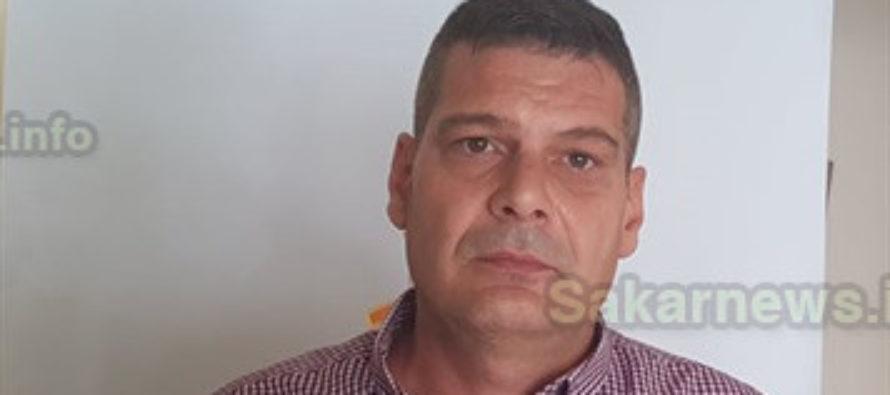 Вълчо Парасков поема поста началник на полицията в Харманли