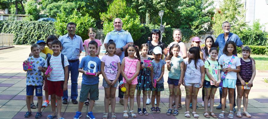 """Даден бе старта на """"Забавно лято"""" в Тополовград"""