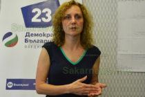 """Катя Панева: """"Всички в областта трябва да имат равен достъп до здравните услуги"""""""