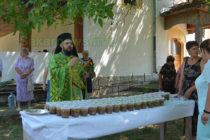 За празника на Св. Илия в с. Поляново имаше литургия