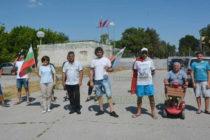 Протестиращи настояват органите да озаптят мигрантите