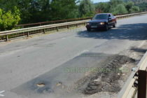 Опасна пътна отсечка 6 месеца чака да бъде ремонтирана
