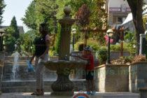 В Минерални бани предупредиха туристите да внимават в жегите
