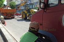 """Ремонтират хлътнали участъци от """"България"""""""