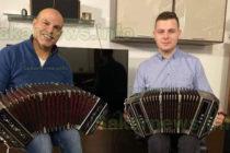 Музика на Пиацола звучи от бандонеона на Стоян Караиванов