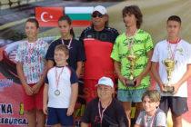 Млади тенисисти с отлично представяне в Люлебургас