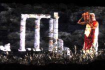 Римски легионери и тракийски божества се появиха на стената на крепост край Минерални бани