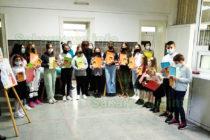 """""""Съдебната власт през детските очи"""" показаха ученици чрез рисунки"""