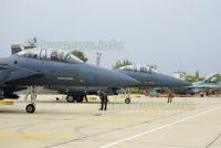 Американски самолети пристигнаха за летателна тренировка
