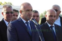 """Президентът към свиленградчани: """"Бъдете горди със своите предци"""""""