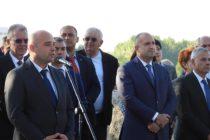 """Президентът Румен Радев към свиленградчани: """"Бъдете горди със своите предци"""""""
