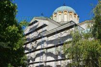 Започна очакваният ремонт на новата църква в Харманли